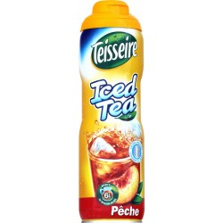 Sirop Ice Tea Pêche Teisseire 60 cl