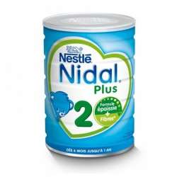 Lait Nestle Nidal Plus 2