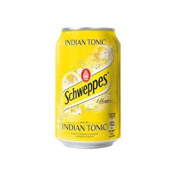 Schweppes canette 33cl