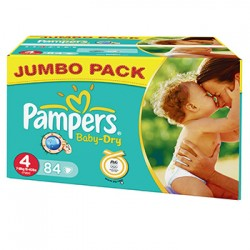 Pampers 4 x84
