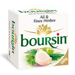 Fromage Boursin aux fines herbes