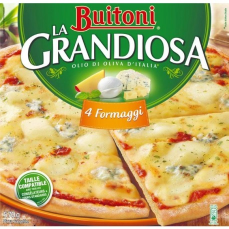 pizza four a pierre 4 fromage buitonie