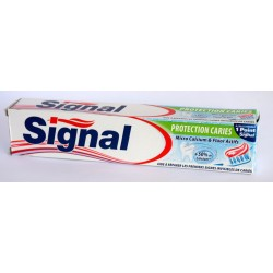 Dentifrice SIGNAL Protection caries