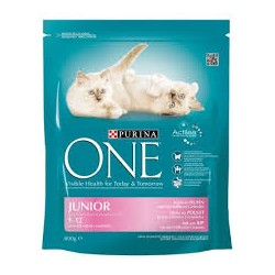 Croquettes pour chat Purina One SterilCat